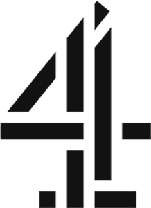 Channel four logo.