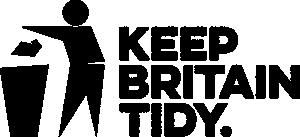 Keep britain tidy logo.