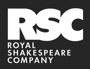 Royal shakespeare company logo.