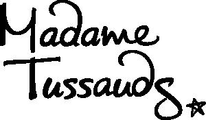 Madame tussauds logo.